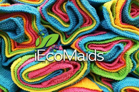 Microfiber Cloths: Cleaning Myths