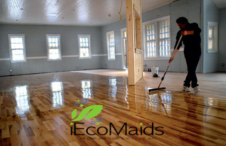 Wood Floors: Cleaning Myths