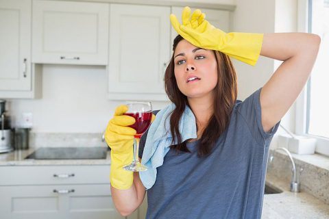WHY CLEANING MAKES YOU FEEL GOOD